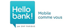 logo de la banque mobile Hello Bank !
